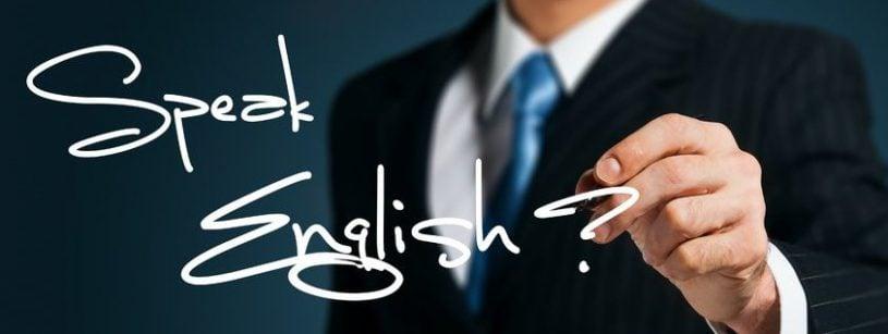 dominar a língua inglesa