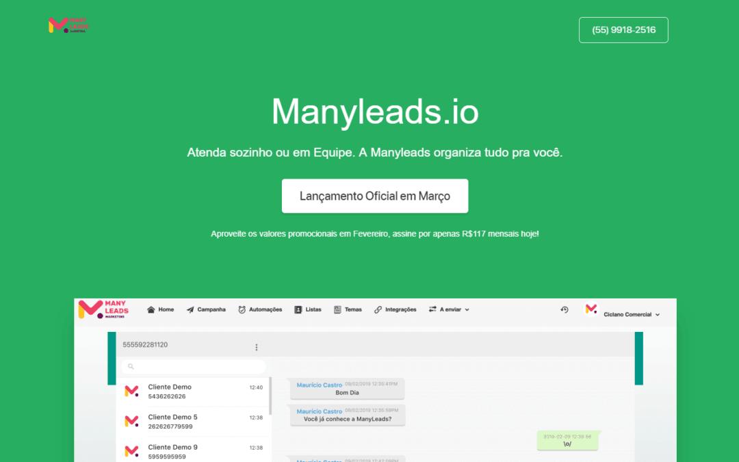 Many Leads – Uma nova opção de automação para WhatsApp